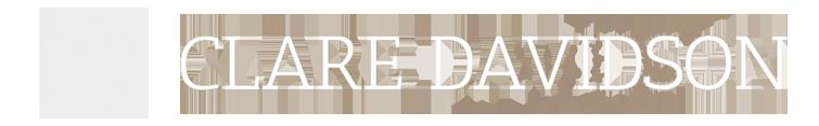 Clare Davidson Logo